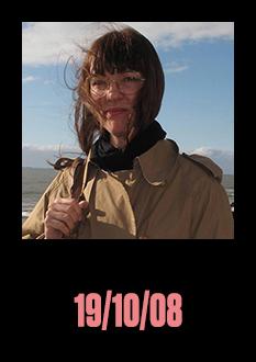Artist talk Pia Sandström