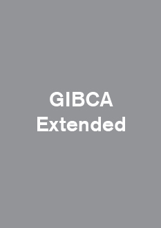 GIBCA Extended